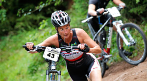 triathlon xterra Decouverte